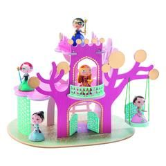 £47.50 DJECO Fairy Princess Tree - The elves built this fabulous home for all our fairy princesses. They can now swing, climb or generally be more relaxed and comfortable than parents for most hours of the day.