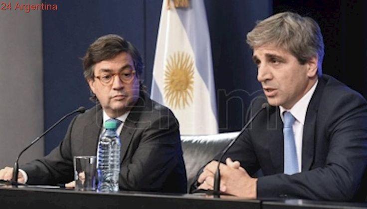 Caputo, Larreta y el presidente del BID firmaron préstamos por US$550 millones