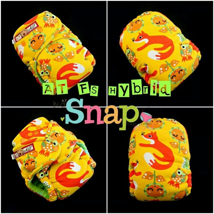 """Alexis Taylor """" In A Snap """" Fox and Friends Hybrid Nappy - www.facebook.com/alexistaylordesigns  IG : @alexistaylordesigns"""