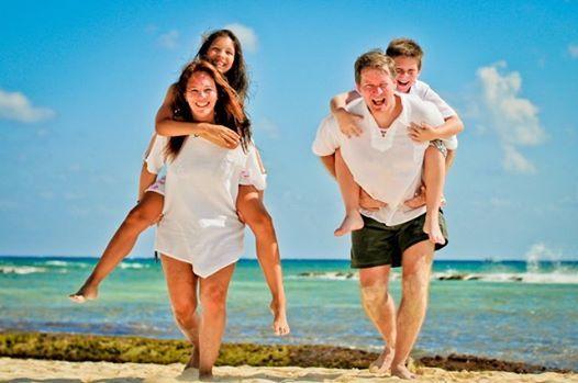 #ГрандВеласРивьераМайя - счастливый отпуск для вашей семьи! http://rivieramaya.grandvelas.com/russian/