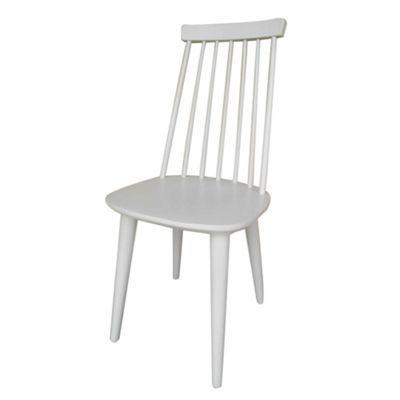 debenhams pair of grey painted 39 stowe 39 chairs at. Black Bedroom Furniture Sets. Home Design Ideas