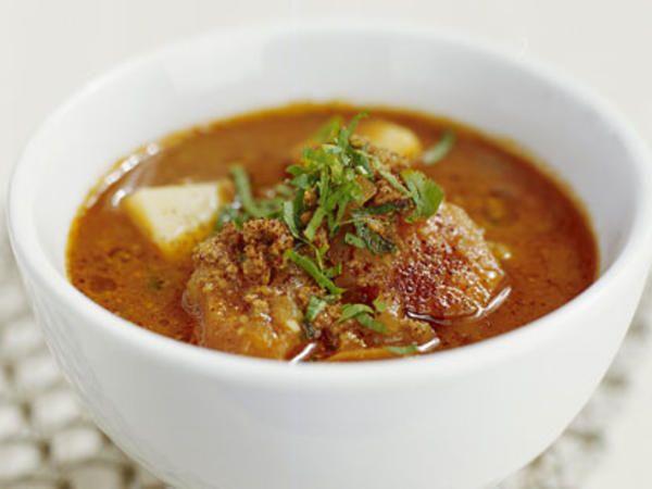 Köttfärssoppa