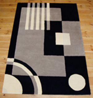 Art deco rug                                                                                                                                                                                 More