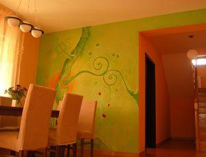 Pictura pe perete – blog » Pictură pe perete şi decoraţiuni