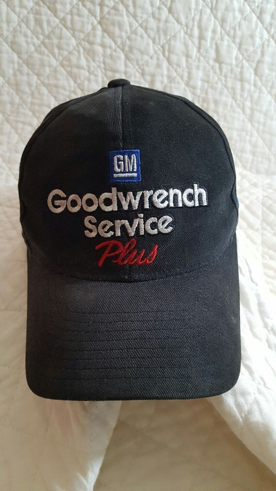 DALE EARNHARDT #3 GM GOODWRENCH SERVICE PLUS NASCAR HAT BASEBALL CAP BY CHASE | Sports Mem, Cards & Fan Shop, Fan Apparel & Souvenirs, Racing-NASCAR | eBay!