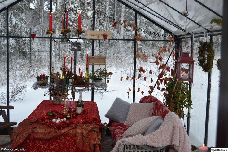 Styleroom.fi: joulu,joulukoti,kasvihuone