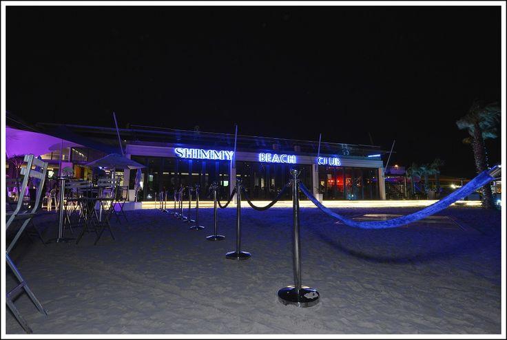 Bobbi Brown at Shimmy Beach