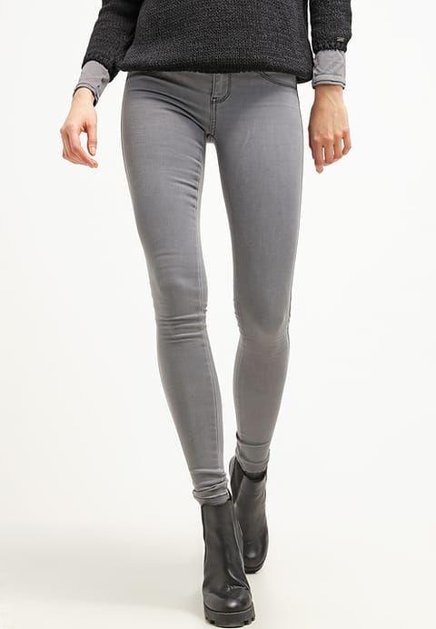 Köp  Dr.Denim KISSY - Jeans Skinny Fit - solid grey för 399,00 kr (2017-05-18) fraktfritt på Zalando.se