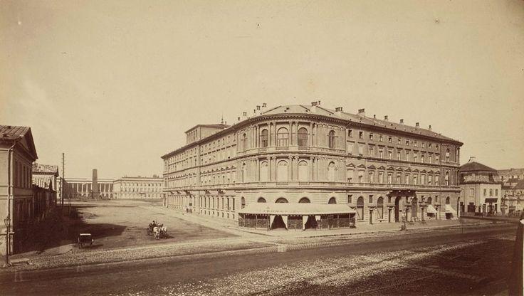 Mamy dla Was prawdziwą perełkę. Nieznane zdjęcia Warszawy z lat 1870-tych! Cudo! | Warszawa W Pigułce