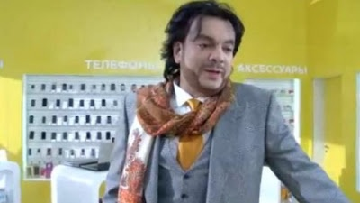 Киркоров снялся в рекламе за 5 млн евро