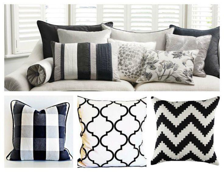 Cushion Styling Patterns