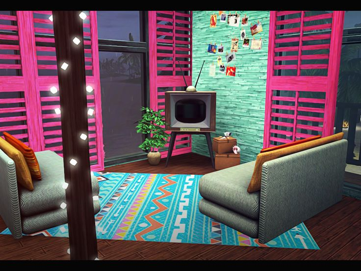 36 best Sims 3 Decorating Ideas images on Pinterest Decorating
