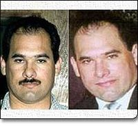 "Osiel Cárdenas Guillén is a former Mexican drug lord and the former leader of the Gulf Cartel and Los Zetas. Originally a mechanic in Matamoros, Tamaulipas, where he was born, he entered the Gulf Cartel by helping Juan García Abrego, the capo at the time; when García Ábrego was arrested in 1996, some infighting erupted within the cartel. Osiel Cárdenas eventually took control by killing his friend and contender Salvador Gómez, earning Cárdenas the nickname ""El Mata Amigos"" (The…"