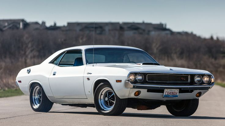 1970 Dodge Hemi Challenger R/T presented as Lot S96 at Schaumburg, IL