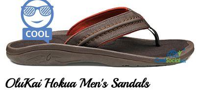 OluKai Hokua Men's Sandals for more details visit http://coolsocialads.com/olukai-hokua-men-s-sandals-98803