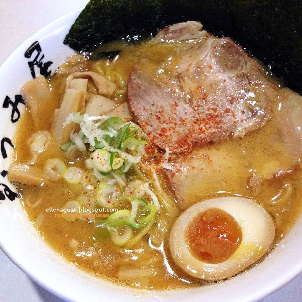 Cuisine Paradise | Singapore Food Blog | Recipes, Reviews And Travel: [Day 6] Tokyo Ramen Street