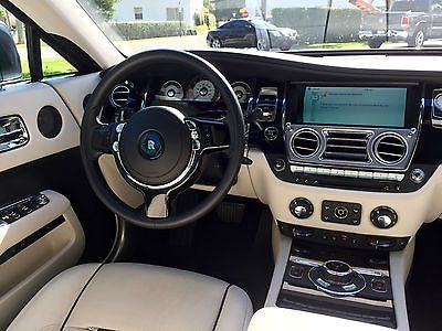 Used Rolls Royce Wraith