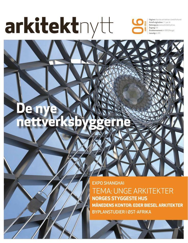Arkiteknytt #6, 2010