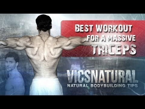 Best Tricep workouts Best triceps workout program bodybuilding workouts exercises routine - http://www.thehowto.info/best-tricep-workouts-best-triceps-workout-program-bodybuilding-workouts-exercises-routine/