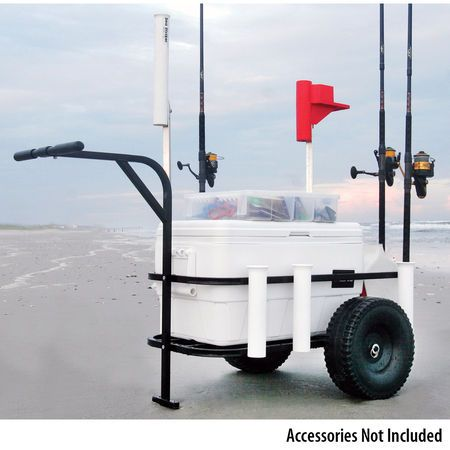 Sea Striker Pier Fishing Cart - Overton's