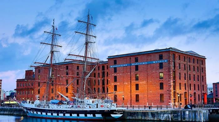 Merseyside Maritime Museum - Liverpool