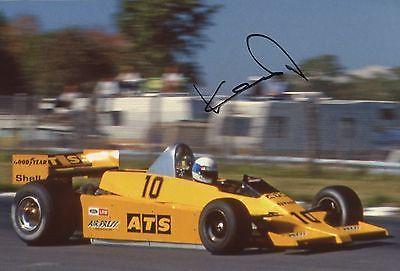 Keke Rosberg ATS - Ford US GP Watkins Glen 1978 Top Foto 20x30 in Sammeln & Seltenes | eBay