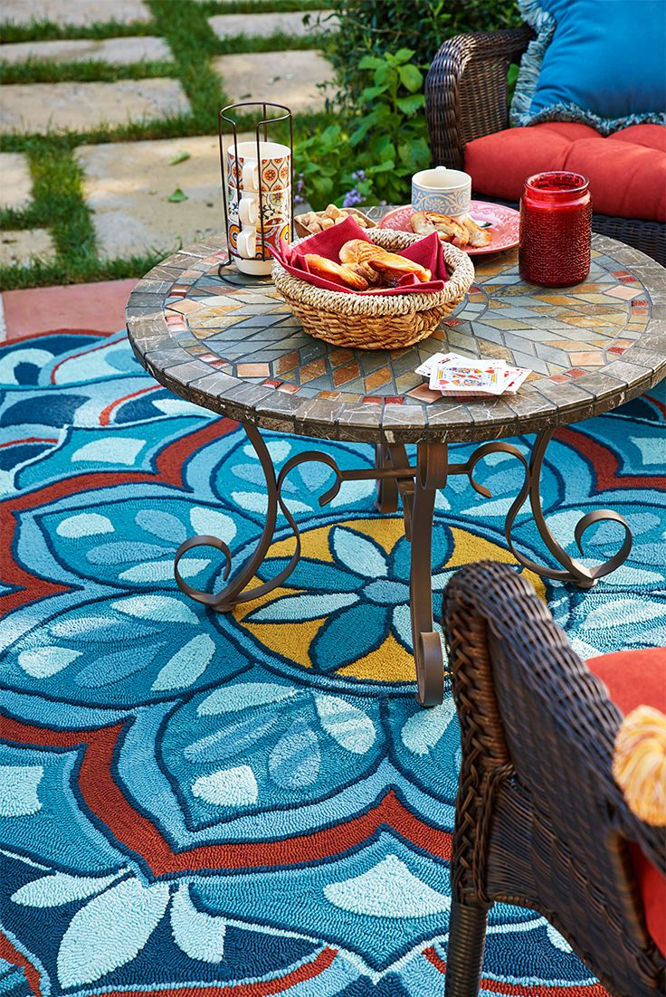 17 best images about my pier1 favs on pinterest blue Pier one rugs