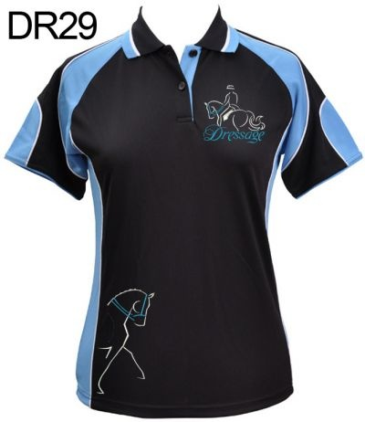 Dressage polo - $40 More colours available from the website
