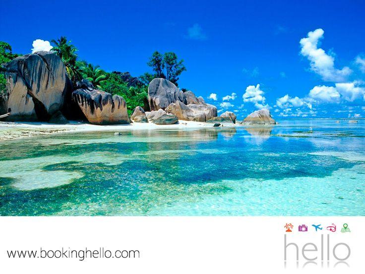 LGBT ALL INCLUSIVE AL CARIBE. La Isla de la Pasión, es uno de esos lugares en el Caribe mexicano que te dejará asombrado. Este sitio de tan sólo un kilómetro de extensión, tiene un hermoso manglar, arrecifes coralinos y una pequeña selva, lugares que tú y tu pareja podrán contemplar haciendo kayaking. En Booking Hello diseñamos los mejores packs all inclusive, para que se animen a explorar la singular belleza de este destino. #LGBTsorprendeloalcaribe