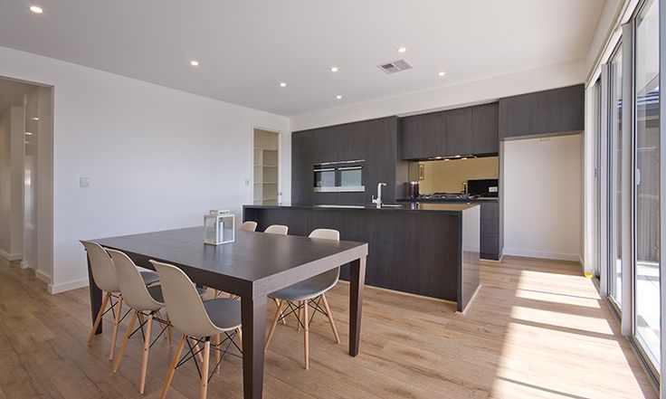 A rossdale homes display home design at blakes crossing, a South Australian new home builder.