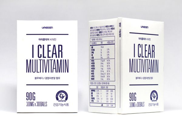 Nutritional Supplements Package (draft) by HONGKOON , via Behance