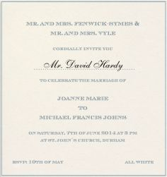 Formal invitation card selol ink formal invitation card stopboris Gallery