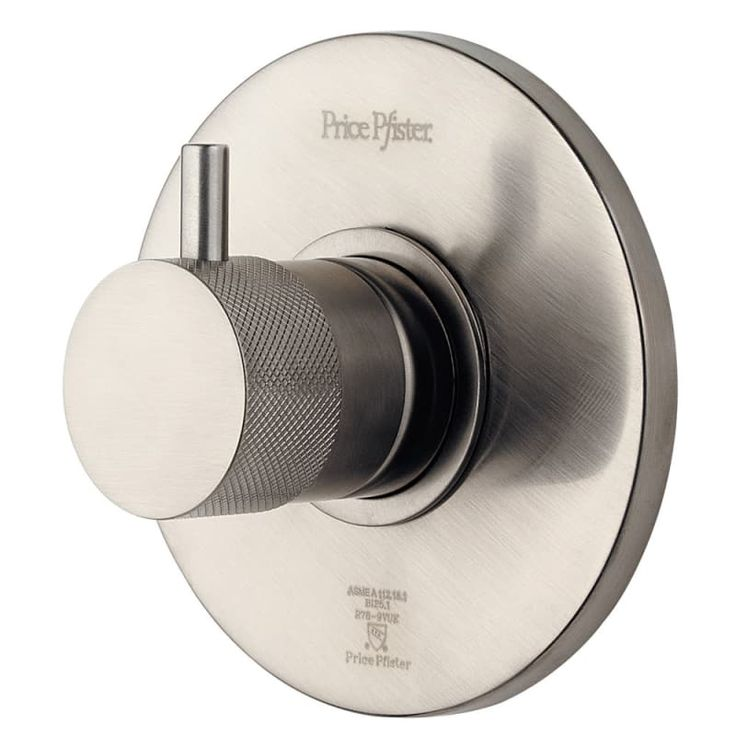 Pfister R78 9vu 3 4 Shower System Volume Control Valve Trim Only