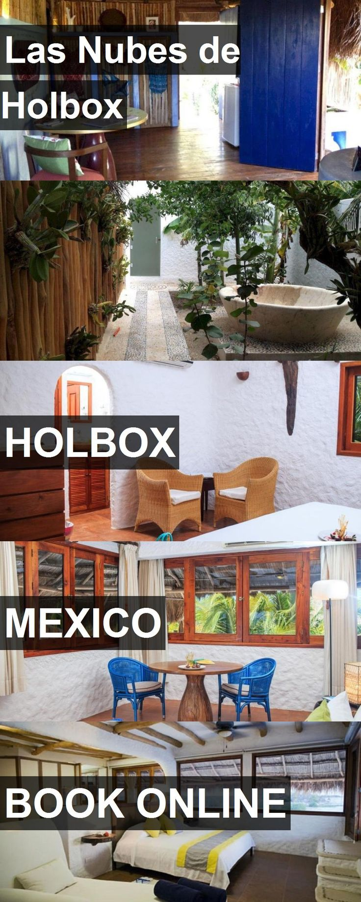 Hotel Las Nubes de Holbox in Holbox, Mexico. For more information, photos, reviews and best prices please follow the link. #Mexico #Holbox #LasNubesdeHolbox #hotel #travel #vacation