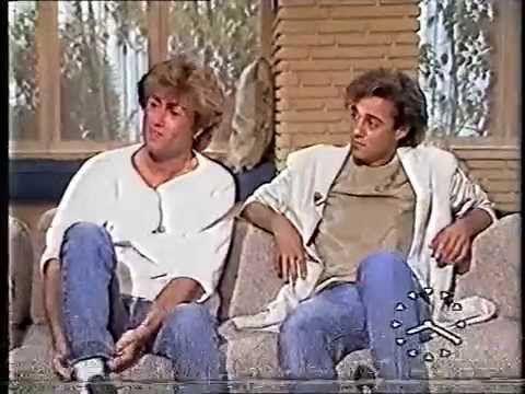 Wham -George Michael- TV AM 1984 & 1986