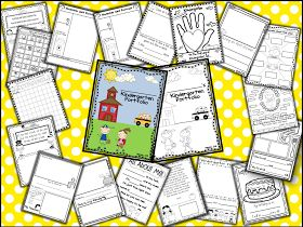 Little Warriors: Portfolios/Memory Books for Kindergarten, Pre-K and First Grade!