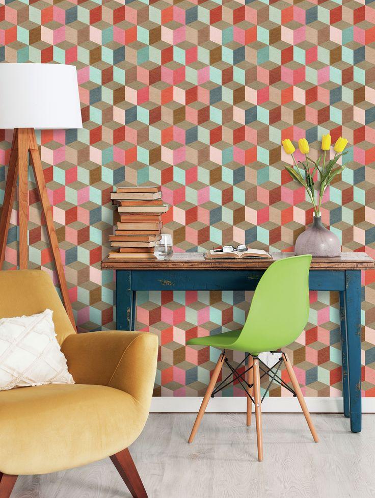 Top interior design trends 2020 Wallpaper decor