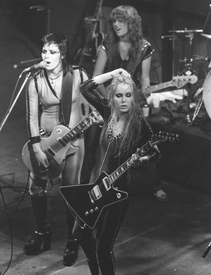 The Runaways / Joan Jett & Lita Ford
