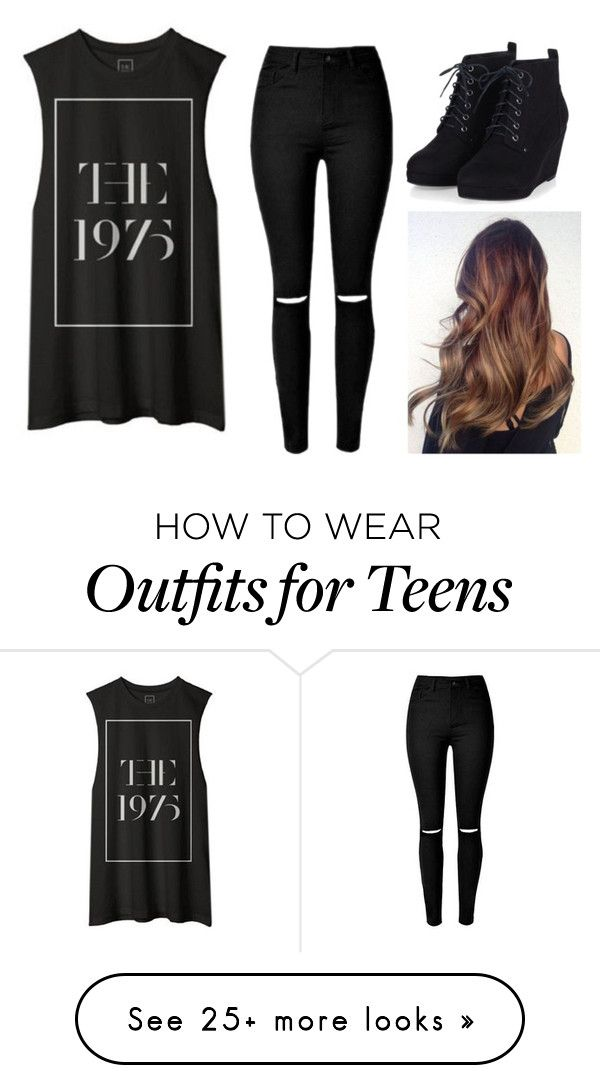 """We'd Go, and Nobody'd Know."" by youre-555-im-666 on Polyvore featuring women's clothing, women, female, woman, misses and juniors"