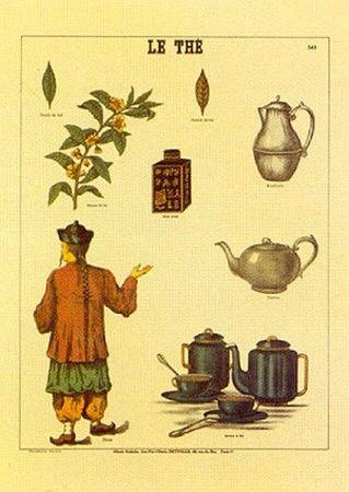 C'est l'heure du thé                                                                                                                                                                                 Plus