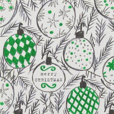 print & pattern: XMAS 2013 - paperchase cards part 2