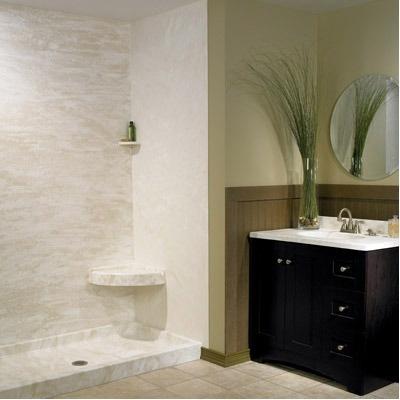 28 best swanstone showers images on Pinterest | Bathroom ideas ...