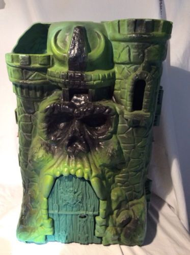 He Man Masters Of The Universe Castle Grayskull Skellator 1980s Toys Vintage. I SOOOOO had one of these even though I was a girl I dug He man