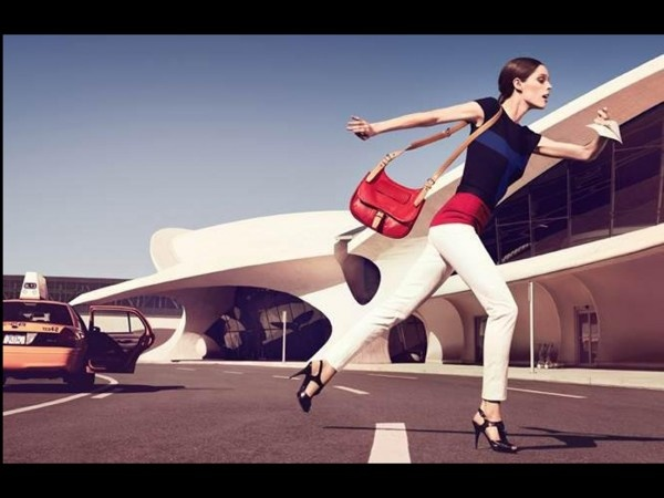 Longchamp campagne ete 2013