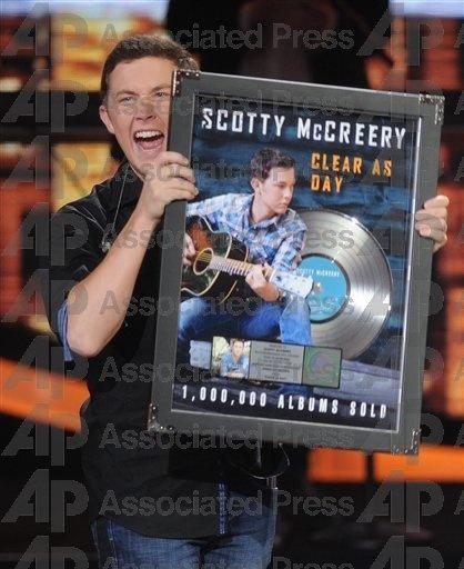 Congrats Scotty McCreery! ILYTB ;)