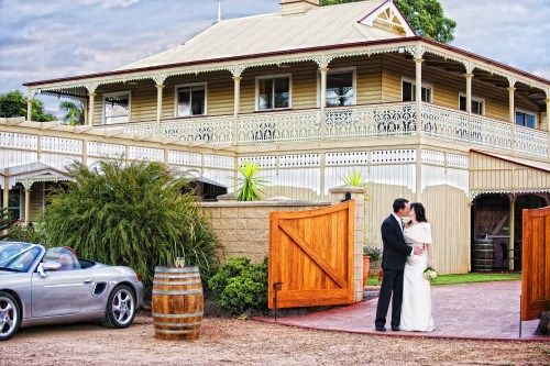 This magnificent Hinterland Wedding Venue has breathtaking views and is a favourite with Sunshine Coast brides