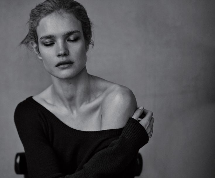 Natalia Vodianova by Peter Lindbergh for Dior Magazine #10 8