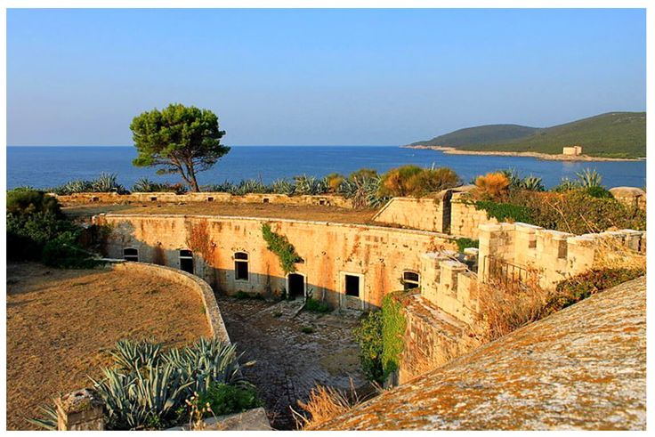 Mamula Island Montenegro