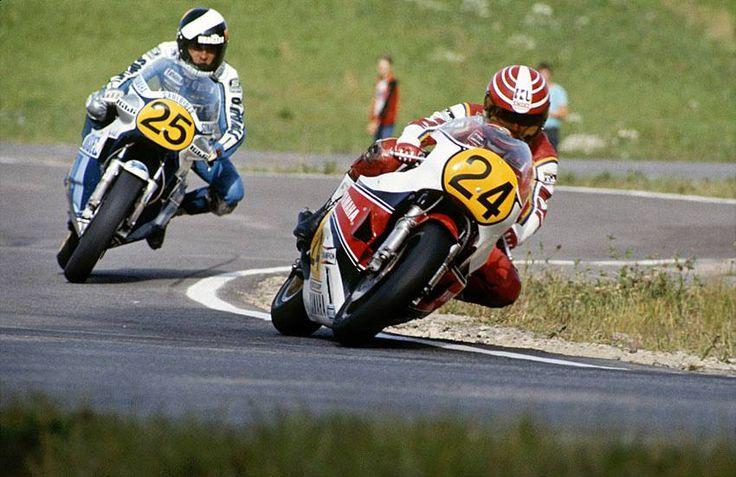 25 Marc Fontan, 24 Ikujiro Takai, 1981