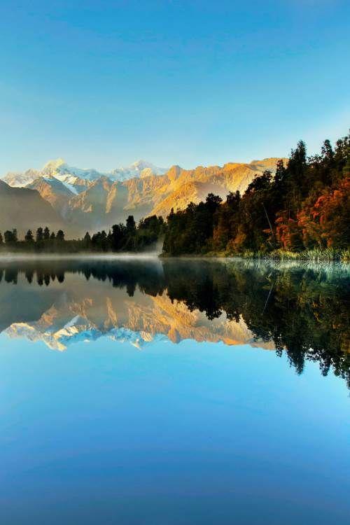 New Zealand, Westland National Park